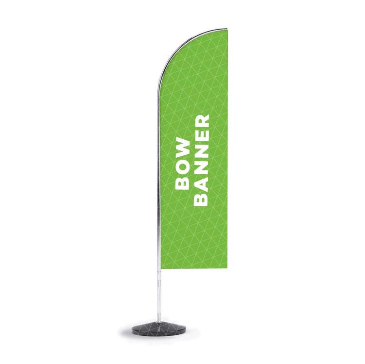 Bow banner basic