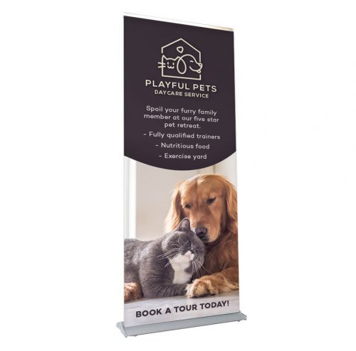 Premium Pull Up Banners classic